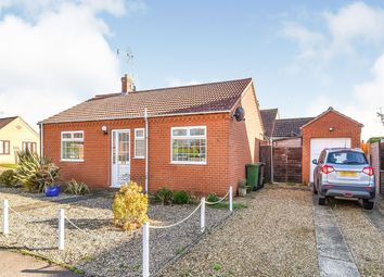 Thumbnail 2 bed detached bungalow for sale in Mountbatten Road, Dersingham, King's Lynn