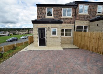 Thumbnail 3 bed semi-detached house to rent in St.Mary's Drive, Wyke, Bradford