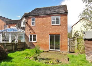 Thumbnail 1 bed semi-detached house to rent in 6 Northdown Close, Ledbury, Herefordshire