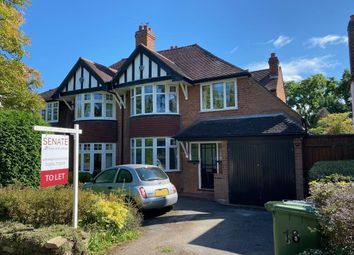 Wychwood Avenue, Knowle, Solihull B93. 3 bed semi-detached house