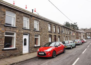 Thumbnail 3 bed terraced house for sale in Meadow Street, Ogmore Vale, Bridgend, Bridgend County.