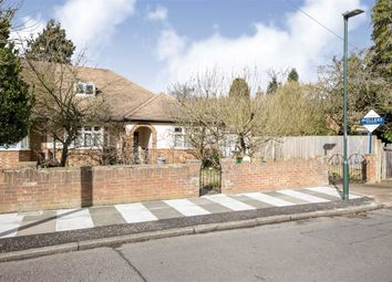 Thumbnail 3 bed bungalow for sale in St. James's Road, Hampton Hill, Hampton