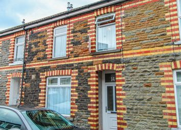 Thumbnail 4 bed terraced house to rent in Meadow Street, Treforest CF371Ss
