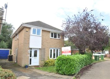 4 bed detached house for sale in Medeswell, Orton Malborne, Peterborough PE2