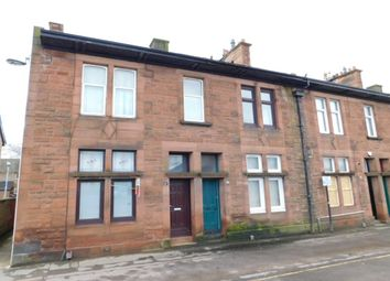 Thumbnail 1 bed flat for sale in Stewarton Street, Wishaw