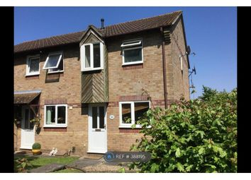 Thumbnail 2 bed end terrace house to rent in Catalina Court, Bowerhill, Melksham