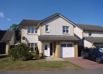 Thumbnail 4 bed detached house for sale in Marleon Place, Elgin, Moray