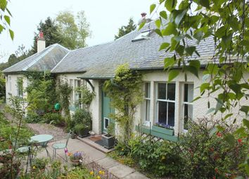 Thumbnail 4 bed cottage for sale in Maylin Cottage, Woodlands Road, Blairgowrie