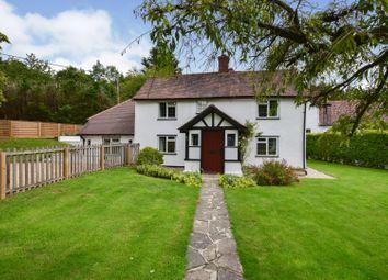 Thumbnail 4 bed detached house for sale in Motts Green, Bishop's Stortford