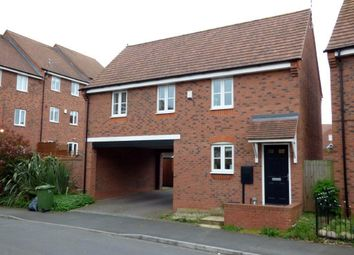 Thumbnail 2 bed detached house for sale in Borough Way, Nuneaton