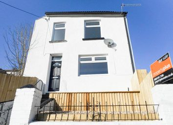 Thumbnail 3 bed detached house for sale in Jestyn Street, Porth