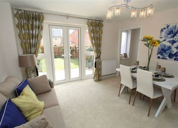 Thumbnail 4 bedroom terraced house for sale in Beauvais Avenue, New Cardington, Bedfordshire