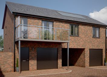 Thumbnail 2 bedroom mews house for sale in The Aldington, Godington Way, Ashford, Kent
