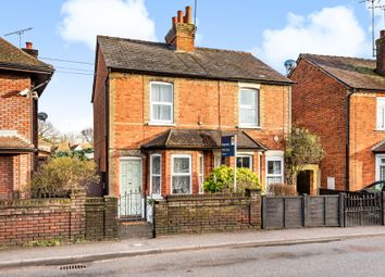 2 bed semi-detached house for sale in Woodham Lane, New Haw, Addlestone KT15