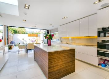Thumbnail 5 bed terraced house to rent in Masbro Road, London