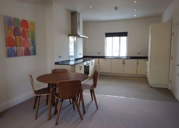 Thumbnail 2 bed flat to rent in Derby Terrace, Nottingham