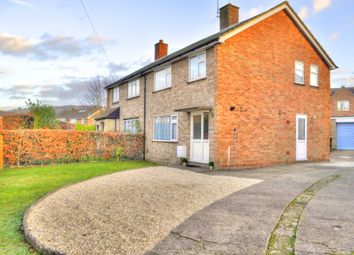 Thumbnail 3 bed semi-detached house for sale in Elm Drive, Chinnor