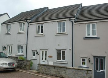 Thumbnail 2 bed terraced house for sale in 22 Keay Heights, St Austell, Cornwall