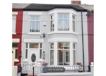 Thumbnail 4 bedroom terraced house to rent in Nelville Road, Liverpool