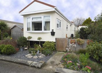 Thumbnail 2 bed mobile/park home for sale in Glenhaven Park, Helston