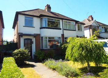 Thumbnail 3 bedroom terraced house for sale in Stroud Road, Shirley, Solihull, West Midlands