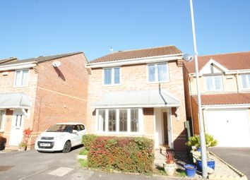 Thumbnail 3 bed detached house to rent in William Belcher Drive, St. Mellons, Cardiff
