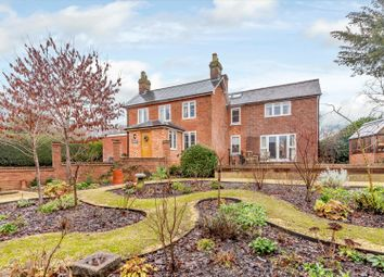 The Common, Silchester, Reading, Hampshire RG7. 4 bed detached house for sale