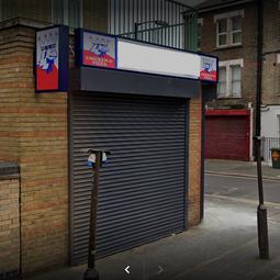 Restaurant/cafe for sale in East Street, London SE17