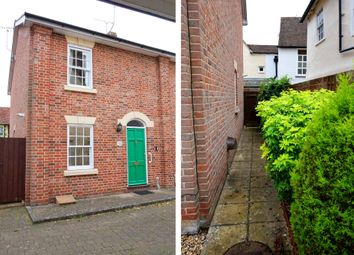 Thumbnail 2 bed cottage for sale in White Lion Court, Hadleigh, Ipswich