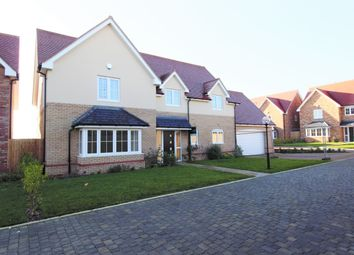Thumbnail 5 bed detached house for sale in Grays Close, Clifton, Shefford, Beds