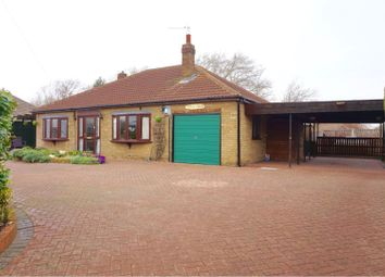 Thumbnail 3 bed detached bungalow for sale in Sandtoft Road, Doncaster