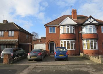 Thumbnail 3 bedroom semi-detached house for sale in Dudley Wood Road, Dudley Wood, Dudley