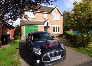 Thumbnail 4 bed detached house to rent in Regency Gardens, Cheadle Hulme, Cheadle