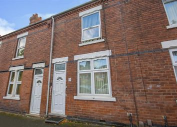 3 bed terraced house for sale in Byron Street, Daybrook, Nottinghamshire NG5
