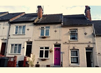 Thumbnail 3 bedroom terraced house for sale in Alpine Street, Reading