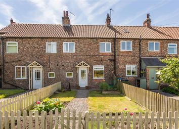 Thumbnail 2 bed terraced house for sale in Moor Lane, Shipton By Beningbrough, York