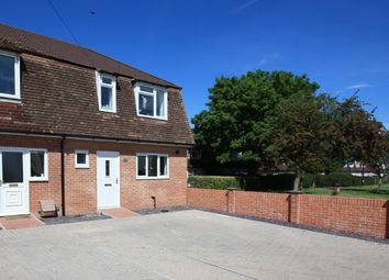 Thumbnail 2 bed end terrace house for sale in Orange Close, Highworth, Swindon