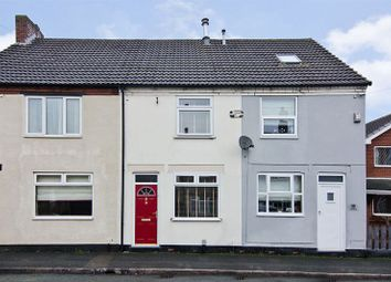 Thumbnail 2 bed terraced house for sale in Cross Street, Chase Terrace, Burntwood