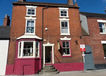 Thumbnail 2 bed flat to rent in St John Street, Ashbourne, Derbyshire
