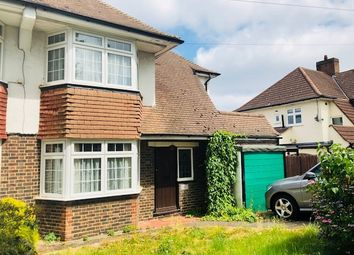 Thumbnail 3 bed semi-detached house to rent in Shirley Way, Shirley, Croydon