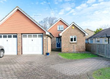 Thumbnail 4 bed detached house for sale in Kings Road, Lancing, West Sussex