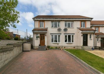 Thumbnail 3 bed semi-detached house for sale in 6 Auld Orchard, Bonnyrigg, Midlothian