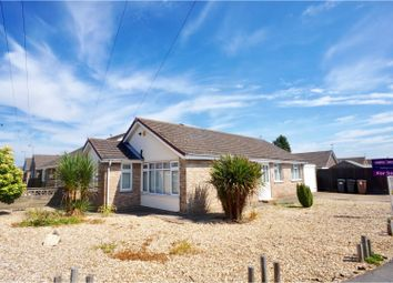Thumbnail 3 bed detached bungalow for sale in Kings Road, Metheringham