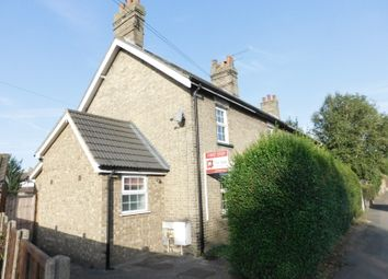 Thumbnail 2 bed end terrace house for sale in Baldock Road, Stotfold, Herts