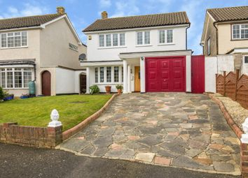Thumbnail 3 bedroom detached house for sale in Balfont Close, South Croydon
