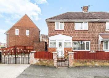 Thumbnail 3 bedroom semi-detached house for sale in Cranleigh Road, Hylton Castle, Sunderland