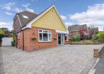 Thumbnail 4 bed bungalow for sale in Mallings Drive, Bearsted, Maidstone, Kent