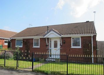 Thumbnail 2 bed detached bungalow to rent in Kestrel Close, Carlton, Nottingham