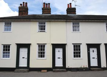 Thumbnail 2 bedroom terraced house to rent in High Street, Kelvedon, Colchester