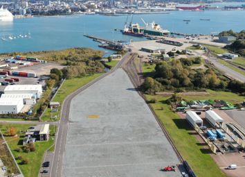 Thumbnail Land to let in Solent Gateway, Cracknore Hard, Marchwood
